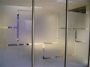 Frosted Glass for Door (JINBO) pictures & photos