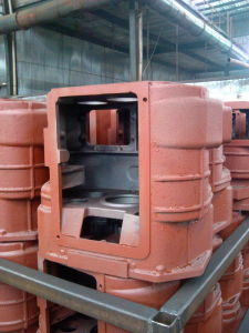 ISO 9001 Engine Case for Heavy Truck (Ductile Iron Lost Foam Casting) pictures & photos