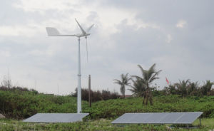 5kw Pitch Controlled Wind Turbine for Home or Farm Use pictures & photos