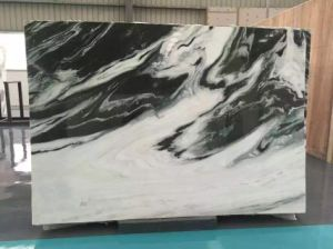 Panda Natural Stone White Marble for Floor or Wall pictures & photos