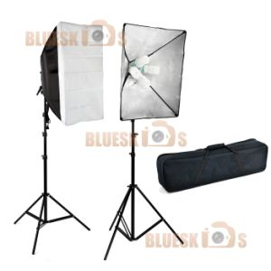 Photographic Studio Continuous Lighting Kit