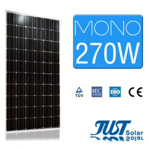 270W Mono PV Module for Sustainable Energy pictures & photos