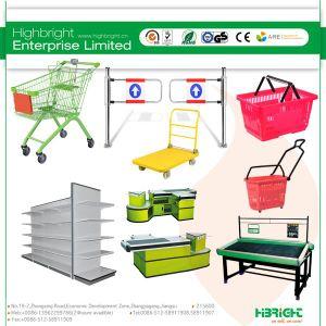 Supermarket Store Shop Equipments Supplier pictures & photos