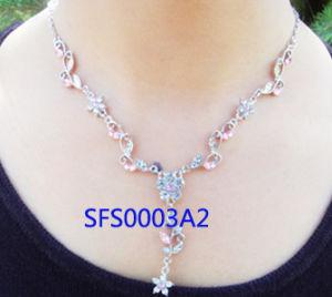 Fashion Jewelry Smart Short Necklace Jewelry (SFN0271A)