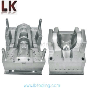 Two Cavity Plastic Injection Mould for Home Use pictures & photos