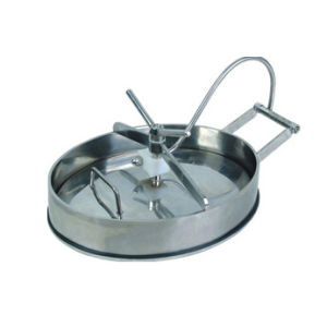 Sanitary Stainless Steel Elliptical Manhole (IFEC-MH100011) pictures & photos