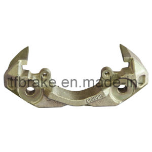 Sand Casting Truck Caliper Bracket pictures & photos