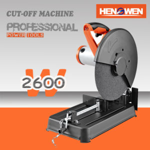 2600W Super Power 355mm Cut off Machine (J1G-HW1-355)