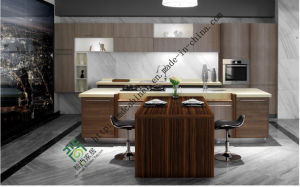 2015 New High Glossy Lacquar Kitchen Cabinet (ZS-116) pictures & photos