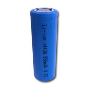 14430 Battery, 3.7V700mAh Battery, Cylindrical Battery, Li-ion Battery