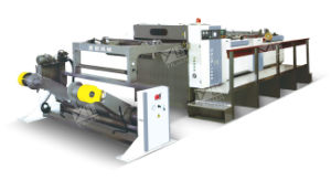 Hob Type Servo-Driven Computer Paper Cutter (GDJB-1400/1700) , Hob Type Knife Cutting Machine pictures & photos