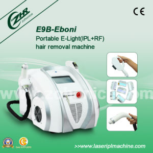Portable IPL Depiliation Hair Removal Beauty Equipment E9b-Eboni pictures & photos