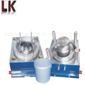 Custom Made Plastic Injection Mold for Bucket pictures & photos