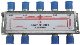 8-Way Splitter