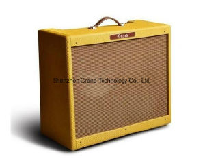 "57"" Custom Twin Tweed Hand Wired Guitar Amplifiers 40W (G-40) pictures & photos"