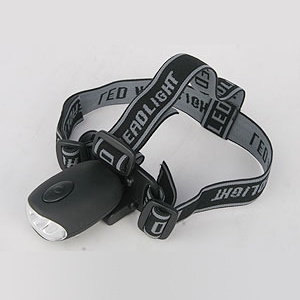 Hand Crank LED Headlamp (LVC-S1058)