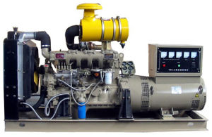 China Diesel Genset with Weichai Engine pictures & photos