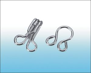 Dress Hook, Clothing Hooks, Hook & Eye Tapes (A-223) pictures & photos