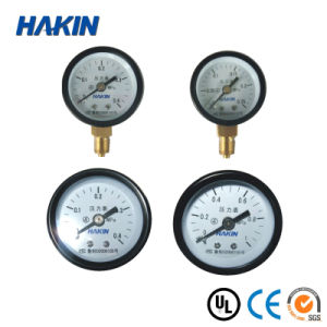 CE Certificate General Industrial Pressure Gauge (Y-100) pictures & photos
