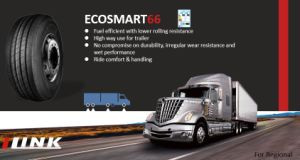 All Steel Radial Truck & Bus Tires 385/55r22.5 (ECOSMART 66) pictures & photos