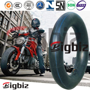 Hot Sell 3.00-17 Natural Rubber Motorcycle Inner Tubes pictures & photos