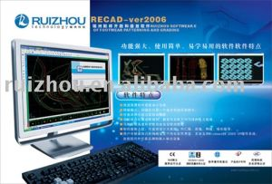 Ruizhou Software of Footwear Patterning and Grading pictures & photos