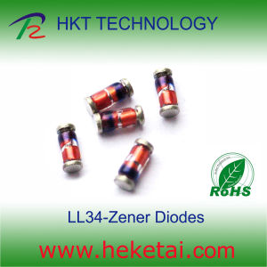 Zener Diode (BZV55C. ZMM2V7-36V)