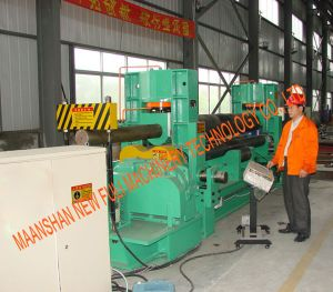 W11s Nc Plate Rolling Machine, Roll Plate Bending Machine, Metal Rolling Machine
