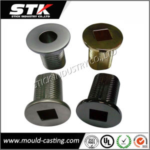 High Precision Chrome Plating Die Casting Components pictures & photos