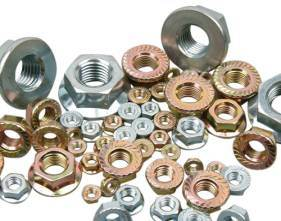 Flange Nut (DIN6923) pictures & photos