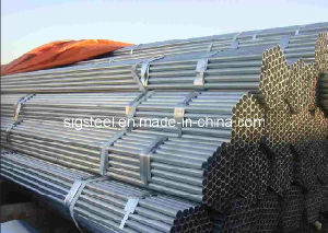 Galvanized Steel Pipe, Round Galvanized Steel Pipe pictures & photos