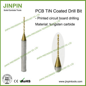 CNC Machine Tungsten Carbide Cutting Tools of Coating Drill pictures & photos