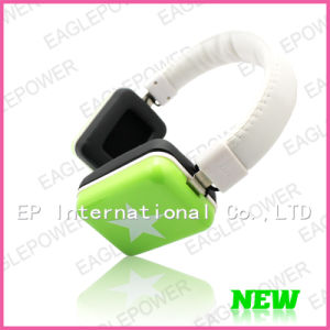 Portable Stereo Headphones With Many Color