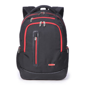 Backpack Laptop Notebook Computer Nylon Function Outdoor Business 15.6′′ Laptop Backpack pictures & photos
