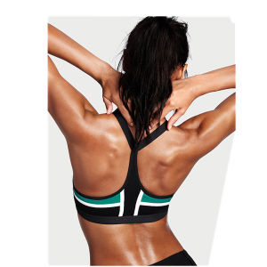 New Fashion Sublimation Sports Bra Yoga Bra with Zipper Closure pictures & photos