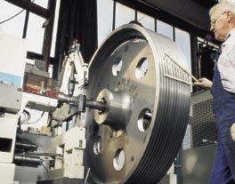 Schenck Dynamic Balancing Machine Hm20bu-H