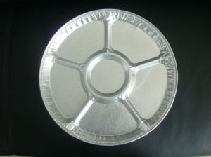 Round Food Pan Mould Container pictures & photos