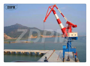 Jib Floating Portal Gantry Crane on Sale pictures & photos