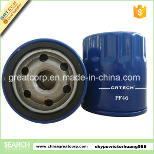 PF46 Auto Oil Filter for Chevrolet pictures & photos