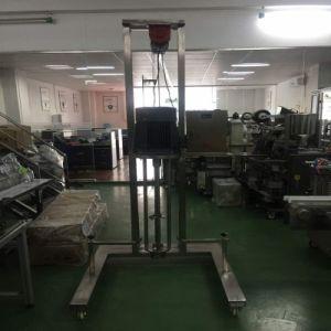 4kw Portable Pneumatic Homogenizer Mixer pictures & photos