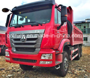 China HOHAN 6X4 Mining Dump Truck 40 Ton for Sale pictures & photos