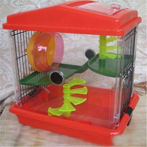 Deluxe Three Layer Boutique Hamster Cage Sale Pet Cage Pet Supplies Hamster Cage pictures & photos