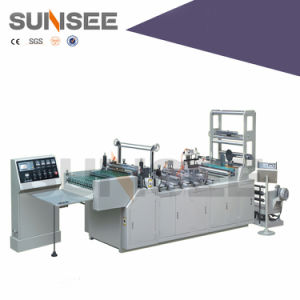 Full Automatic Zipper Bag Cutting & Sealing Machine pictures & photos