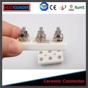 3 Pole Ceramic Terminal Block Connector pictures & photos