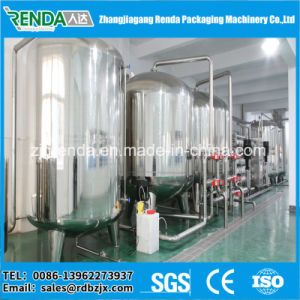 Pure Water Purifier System for Bottling Plant RO Filter pictures & photos