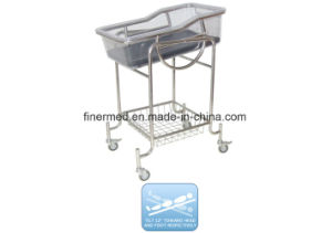 Hospital Medical Baby Cot pictures & photos