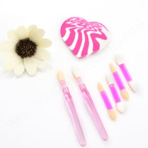 Washami 7 Piece Cosmetic Makeup Puff Best Eyeshadow Makeup Sponge pictures & photos