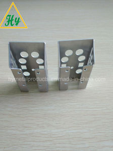 Customized High Quality Sheet Metal Parts with Silver OEM Manufacturer pictures & photos