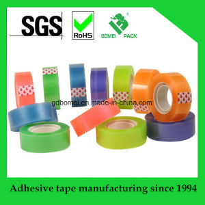 China Supply Colorful Stationery Adhesive with Holder pictures & photos