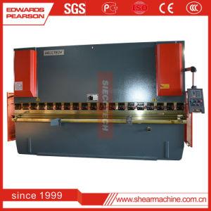 CNC Hydraulic Press Brake for Sale, Wc67k 125t/3200 Pressbrake pictures & photos